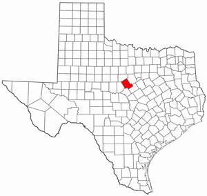 Comanche County Texas