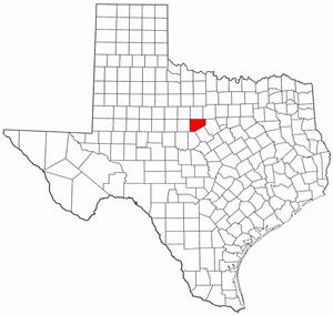 Eastland County Texas