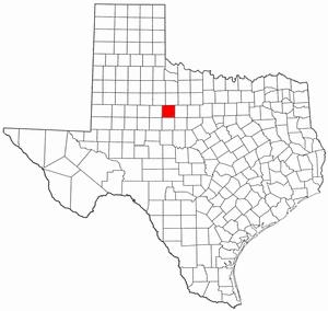 Jones County Texas