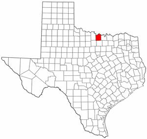 Montague County Texas