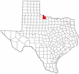 Wilbarger County Texas